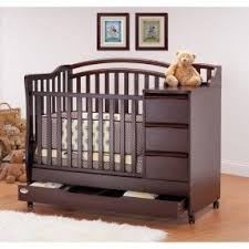 Mini Crib With Storage Cribs With Storage Foter