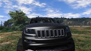 police jeep grand cherokee 2013 jeep grand cherokee srt 8 series iv gta5 mods com