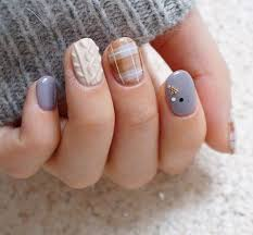 cable knit christmas christmas nails cable knit nails are the cosiest winter trend on