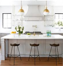 glass shelf between kitchen cabinets trending suspended kitchen shelving centsational style