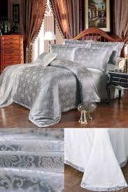 Palm Tree Bedspread Sets 24 Best Luxury Silk Bedding Sets Images On Pinterest Silk Satin