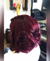 Cherry Bomb Hair Color Plum Hair Hair Pinterest Plum Hair Hair Coloring And Hair Style