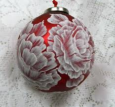 95 best mud ornaments images on glass ornaments