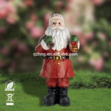 lighted santa claus outdoor christmas decorations lighted santa