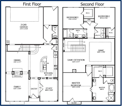 two story apartment floor plans two story apartment floor plans home design ideas