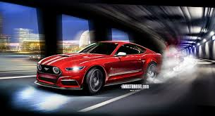 2016 Cobra Mustang 2016 Ford Mustang Shelby Gt350 Side Hd Wallpaper 7 2016 Ford