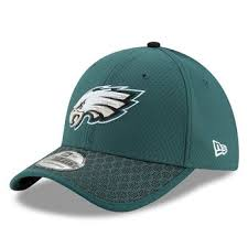 philadelphia eagles hats eagles sideline caps custom hats at
