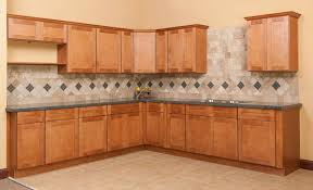 Shaker Kitchen Cabinets Wholesale Rta Spice Shaker Stylish Kitchen Cabinets