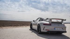 porsche gt3 2018 porsche 911 gt3 review with price horsepower and photo gallery