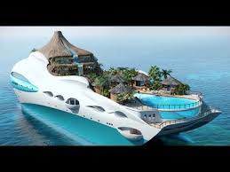 tropical island paradise luxury tropical island yacht concept a private paradise youtube