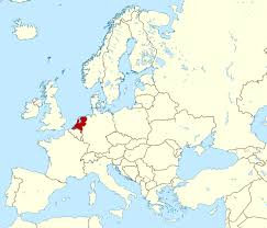 netherlands location in europe map large location map of netherlands in europe netherlands europe