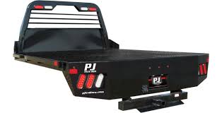 pj trailers truck beds