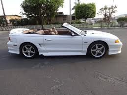 roush stage 2 mustang for sale for sale 1998 roush stage 2 only 60k