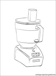 coloriage ustensiles de cuisine coloriage cuisine imprimer gratuitement pour imprimer les coloriages