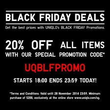 best black friday deals online only uniqlo just announced their black friday sale but it u0027s online only