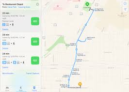 ohio map of cities apple maps transit covers more cities in ohio
