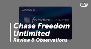 Chase Secured Business Credit Card Chase Freedom Unlimited Credit Card Reviews Who Is It Best For