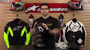 tech 10 motocross boots alpinestars tech 10 motocross boots review chapmoto com youtube