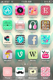 customize home you can customize your iphone ipad icons with the cocoppa app this