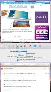 yosemite tips learn to use os x yosemite macworld uk