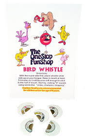 amazon com bird whistle 5 pack toys u0026 games