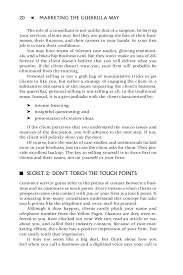 reminder letter template guerrilla marketing for consultants pdf 32