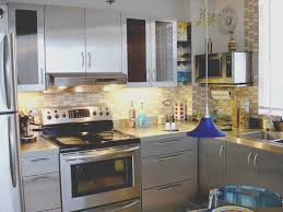 stainless steel cabinets for outdoor kitchens kitchen white cabinets with stainless steel appliances outdoor