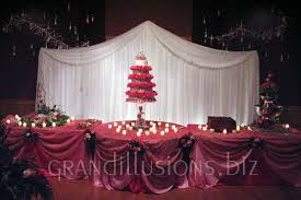 wedding event backdrop wedding grand illusions
