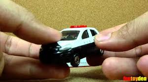 tomica nissan march nissan march police car takara tomy tomica die cast car