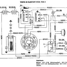 inspiring vespa wiring diagrams and also extraordinary vespa light