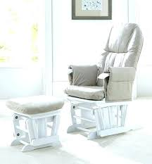 reclining rocking chair nursery awesome nursery rocker recliner