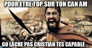 Can Am Meme - pour être top sur ton can am sparta leonidas meme on memegen