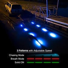 submersible led boat trailer lights boat trailer led light strips led lights decor