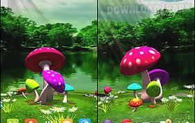wallpaper 3d mushroom mushroom hd live wallpaper android live wallpaper free download in apk