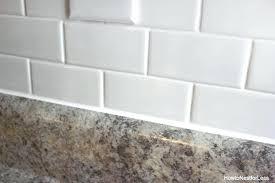How To Install Subway Tile Backsplash Kitchen | how to install subway tile backsplash in kitchen clickcierge me