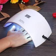 sunuv sun9c sun9s sunone 24 48w uv led lamp curing gel nails
