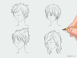 Frisuren Zeichnen Anleitung by Die Besten 25 Haare Zeichnen Ideen Auf Wie Haare