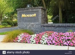 Redmond Campus Microsoft Campus Stock Photos U0026 Microsoft Campus Stock Images Alamy