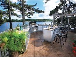 kitchen outdoor kitchen island outdoor grilling station outdoor