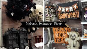 Michaels Decor Michaels Halloween Decor 2017 Youtube
