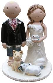 october 2011 wedding cake toppers
