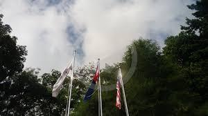Flying The Flag Upside Down Why Was The Johor Flag Flown Upside Down At The Desaru Tunamaya