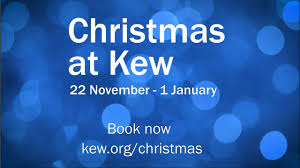 christmas at kew 2017 youtube
