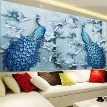 Peacock Living Room Decor Online Get Cheap Peacock Blue Living Room Aliexpress Com