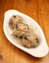 gobble gobble balls recipe saveur