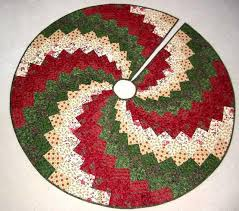tree skirt quilt pattern happy holidays