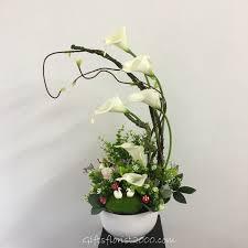silk flower arrangements silk flower arrangements artificial flower arrangement singapore