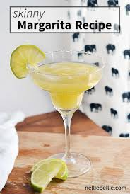 margarita cocktail skinny margarita a classic cocktail recipe