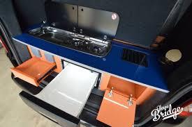 volkswagen multivan interior multivan three bridge campers vw camper conversions vw t5 t6