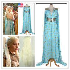 Daenerys Targaryen Costume Game Of Thrones Costume Ebay
